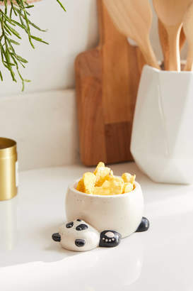 Urban Outfitters Panda Shaped Snack Bowl