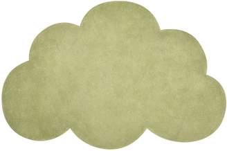 Lilipinso h0515Rug 100% Cotton Green