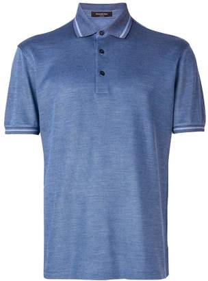 Ermenegildo Zegna slim fit polo top