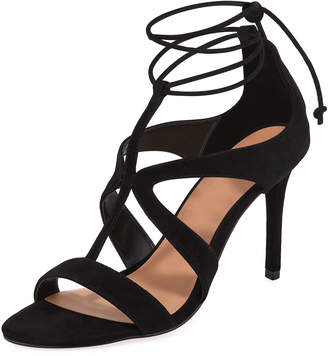 Halston Jordan Dressy Self-Tie Sandal