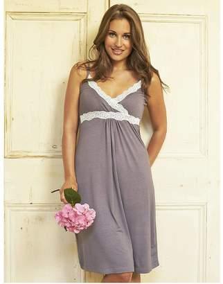 c3fa5e6d80eeb MamaMoosh Radiance Maternity / Nursing Nightdress