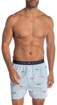 Tommy Hilfiger Woven Fashion Boxers