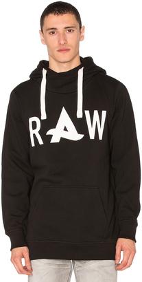 G-Star x Afrojack Art Hooded Sweatshirt $120 thestylecure.com