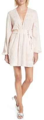 A.L.C. Jezebel Plunging V-Neck Dress