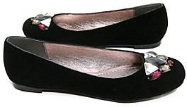 """Barefoot Tess Murano"""" Jeweled Flat"""