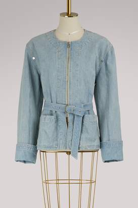 Isabel Marant Nadia cotton jacket