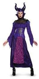 Morris Costumes DG88150N Descendants Maleficent Costume44; Size 4-6