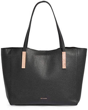 Ted Baker Leather Tote Bag