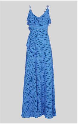 Whistles Lunar Spot Maxi Dress