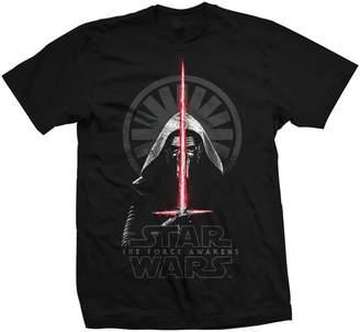 Star Wars Men's Episode VII Kylo Ren Shadows T-shirt