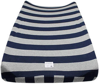 Burt's Bees Bold Stripe Organic Cotton BEESNUG Changing Pad Cover