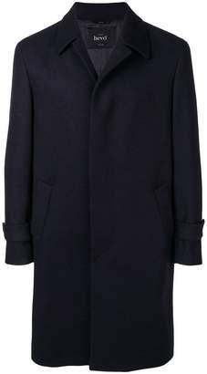 Hevo single breasted coat