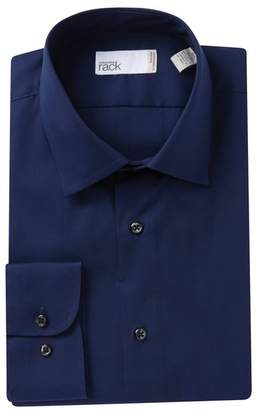 Nordstrom Rack Solid Traditional Fit Dress Shirt
