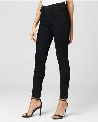 Juicy Couture Crystal Embellished Skinny Jean