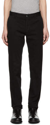 Tiger of Sweden Black Todman Trousers