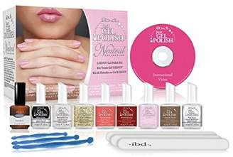 IBD Just Gel Neutral Polish Kit