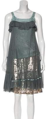 Marc by Marc Jacobs Sleeveless Knee-LengthDress