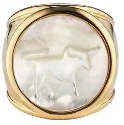 MOP Asha By Ashley Mccormick Zodiac Ring