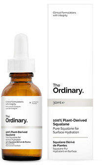 The Ordinary NEW 100% Plant-Derived Squalane 30ml Womens Skin Care
