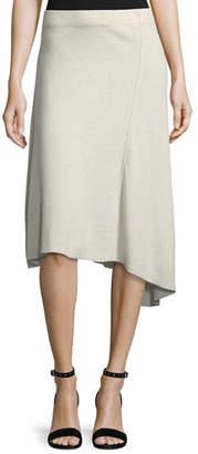 Nic+Zoe Mod Twirl Bias-Cut Skirt, Petite