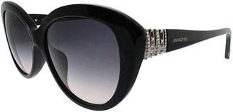Swarovski Women's Sk0112-F 58Mm Sunglasses