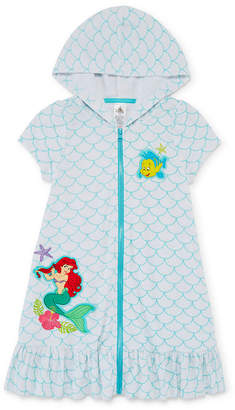 Disney Girls The Little Mermaid Cover-up