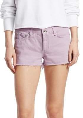 Rag & Bone Mid-Rise Cut-Off Shorts