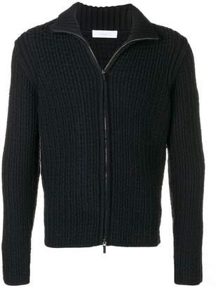 Cruciani zipped sweater