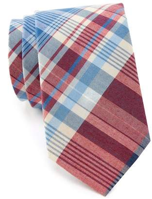 Tommy Hilfiger Large Plaid Tie