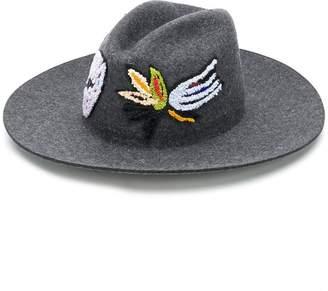 SuperDuper Hats Super Duper Hats embellished hat