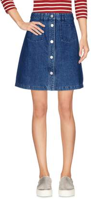 Wood Wood Denim skirts