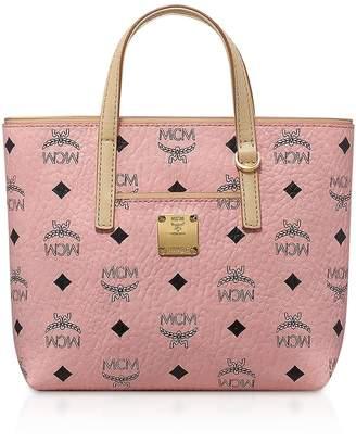 MCM Anya Mini Shopping Bag