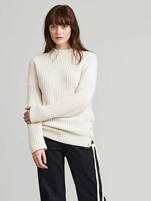 Levi's Lace-Up Sweater