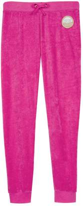 Juicy Couture Micro Terry Juicy Sunset Zuma Pant For Girls