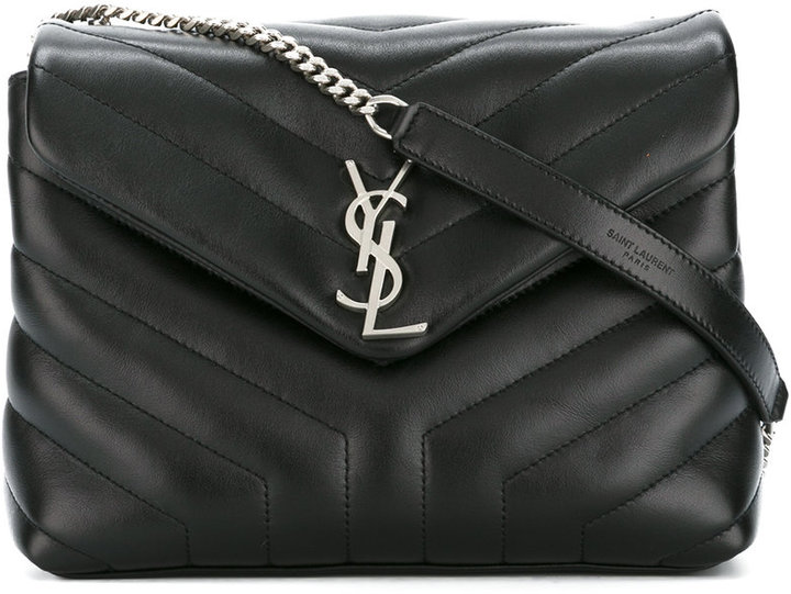 Saint Laurent Saint Laurent small LouLou Monogram shoulder bag