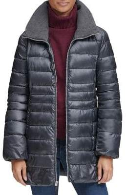 Andrew Marc Windsor Puffer Jacket
