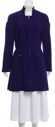 Thierry Mugler Tailored Knee-Length Coat
