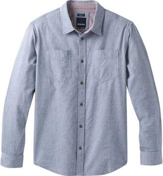 Prana Dilettante Long-Sleeve Slim Shirt - Men's