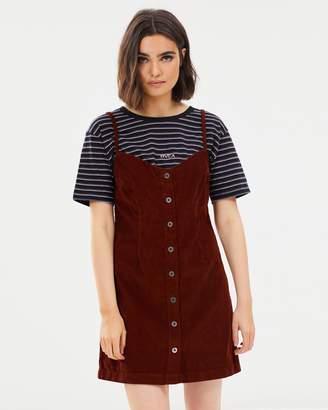 RVCA Corded Piknik Dress