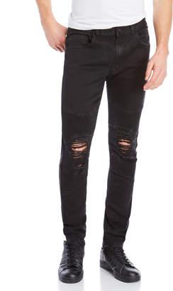 Nxp Slim Fit Biker Jeans