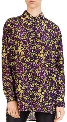 The Kooples Meadow Flowers Shirt