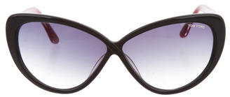 Tom Ford Tom Ford Madison Cat-Eye Sunglasses