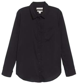 Treasure & Bond Drapey Classic Shirt