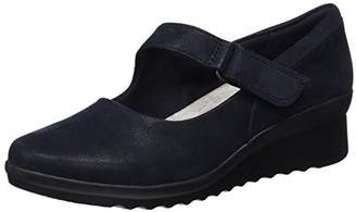 Clarks Women's Caddell Wedge Ballerine
