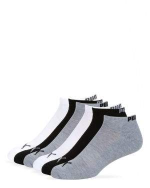 Puma Six-Pack Logo Low-Cut Socks