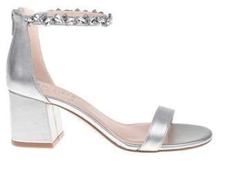 Badgley Mischka American Glamour by Charm Block Heel Pump