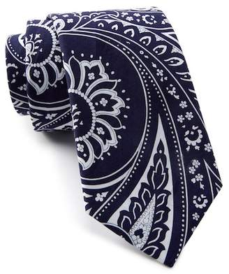 Tommy Hilfiger Macro Bandanna Tie