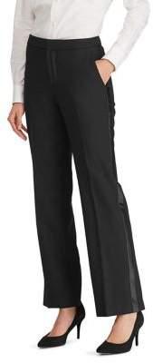 7aee31fe7d3 Lauren Ralph Lauren Tuxedo-Stripe Twill Pant