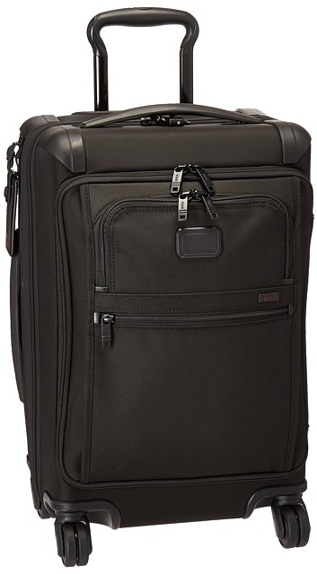 Tumi Tumi - Alpha 2 - Front Lid International Carry-On Carry on Luggage