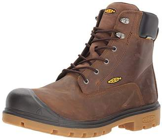 Keen Men's Baltimore 6'' Waterproof Steel Toe Industrial Boot